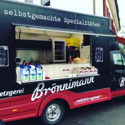 Metzgerei Brönnimann Foodtruck
