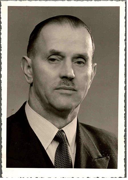 Metzgerei Brönnimann Archivbild: Ernst-Bronnimann-Luoend