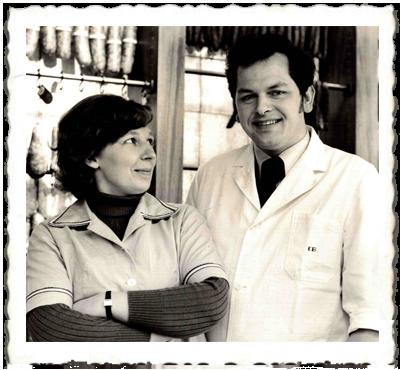 Elisabeth und Ernst Brönnimann Züger