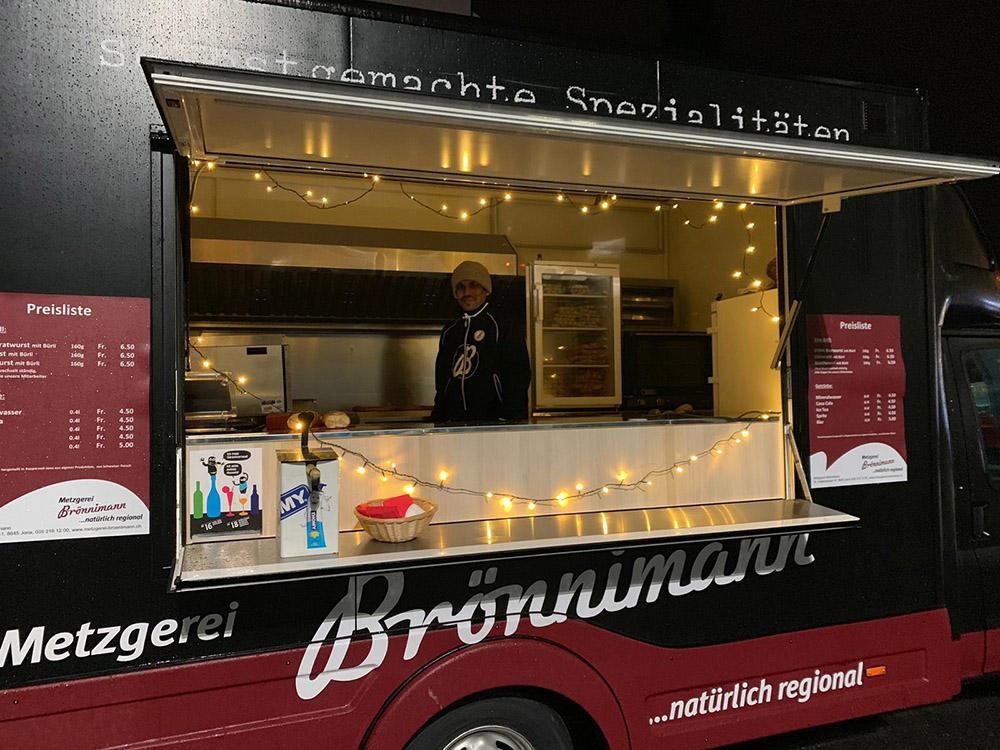 Metzgerei Brönnimann - Foodtruck