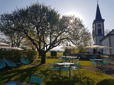 Metzgerei Brönnimann - Restaurant Seegartenkeller - Aussenansicht