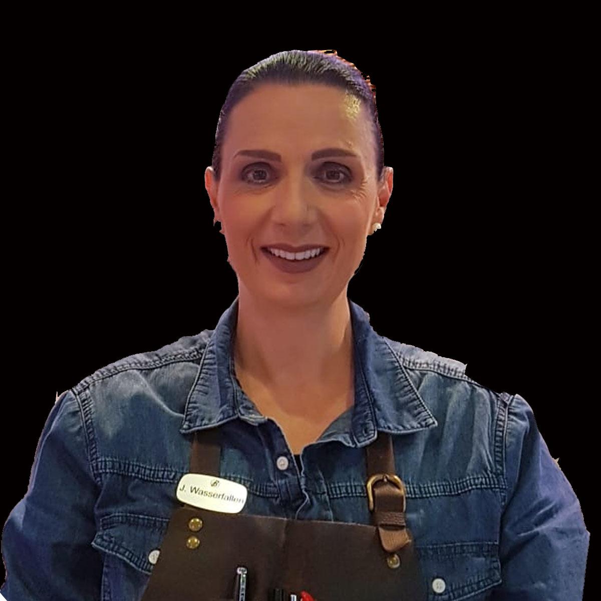 Jacqueline Wasserfallen